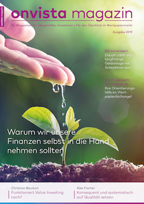onvista Magazin Cover